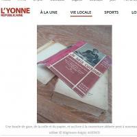 Ancien article Yonne Républicaine 2016