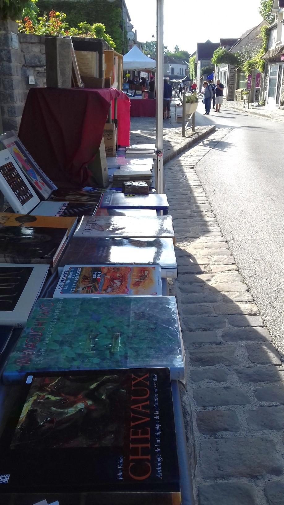 Barbizon rue des livres