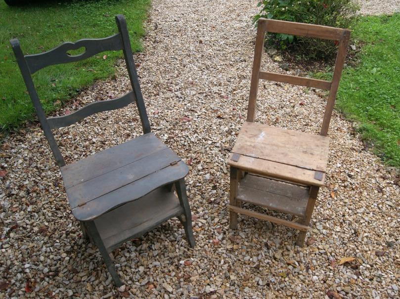 2 chaises bibliotheque 1