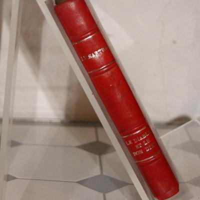 J P Sartre Le diable et le bon dieu LDP 1962 Relié rouge