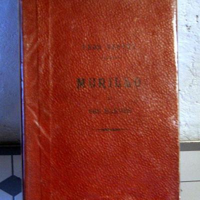 P Lefort Murillo et ses élèves Rouam Paris 1892